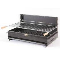 Barbecue charbon a encastrer Le Marquier iholdy