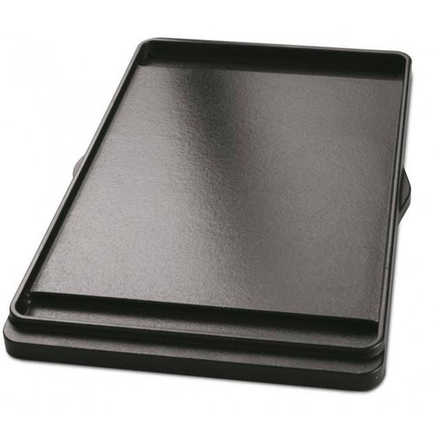 Plancha fonte pour barbecue Weber Spirit 2 feux 44.5 x 26 cm