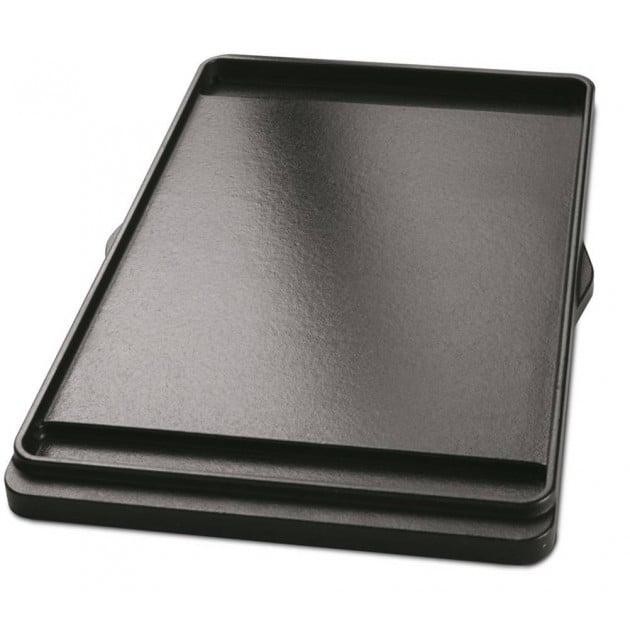 Plancha fonte pour barbecue Weber Spirit 3 feux 44.5 x 29.7 cm