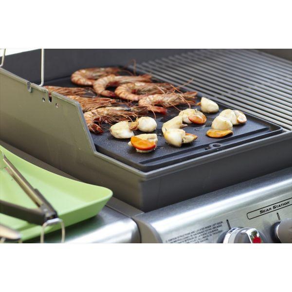 Plancha fonte barbecue weber genesis - Plancha pour barbecue weber ...