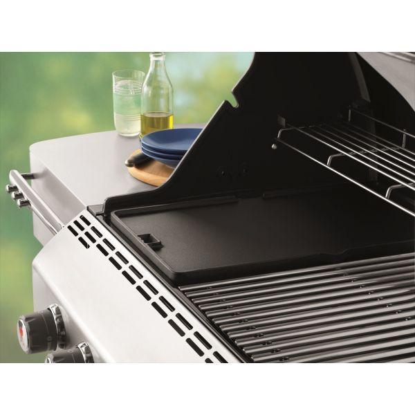 Plancha fonte weber summit series 400 et 600 - Plancha pour barbecue weber ...