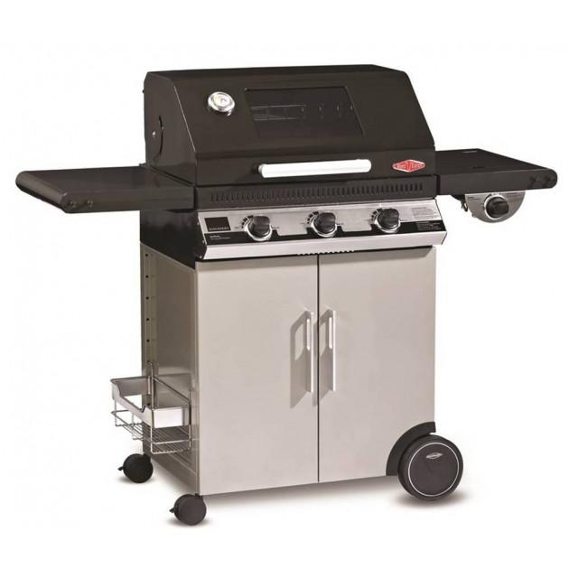 Barbecue gaz BeefEater Discovery 1100e 3 brûleurs
