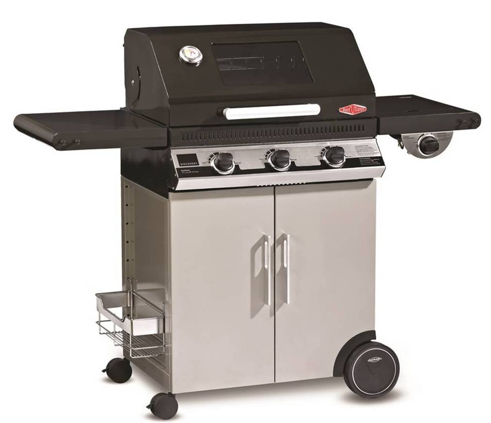 barbecue charbon gaz