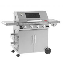 Barbecue gaz Beefeater Discovery inox 1100S 4 brûleurs