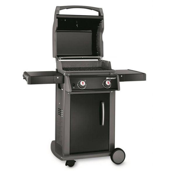 Barbecue gaz weber spirit e 210 original for Cheminee exterieur weber