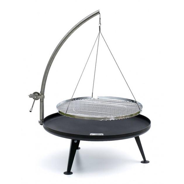 Barbecue-braséro charbon de bois/bois Nielsen Firepit 1000