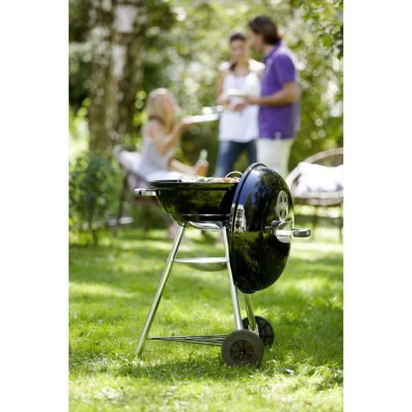 le mod le kettle 47 cm le barbecue compact charbon de. Black Bedroom Furniture Sets. Home Design Ideas