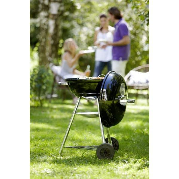barbecue charbon weber compact kettle 47 cm. Black Bedroom Furniture Sets. Home Design Ideas