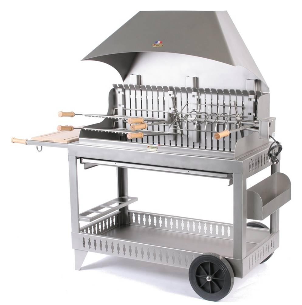 Barbecue Feu De Bois