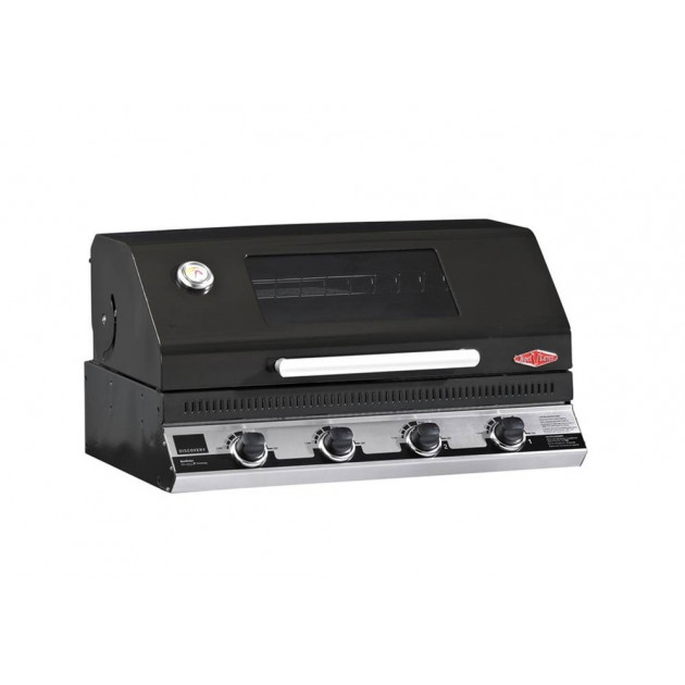 Bbq gaz encastrable beefeater discovery 1100e plus 4 feux - Barbecue gaz encastrable ...