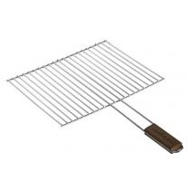 Grille barbecue simple rectangulaire 30 x 45.5 cm