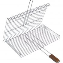 Grille barbecue cage 40x30 cm