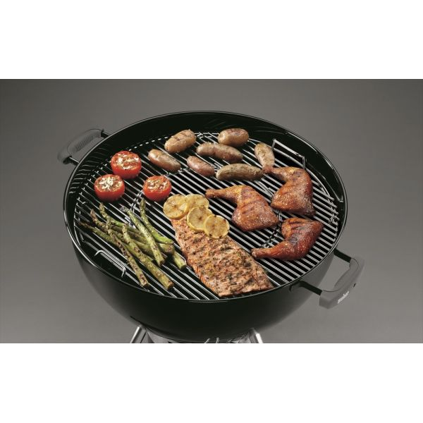 Grille ronde gourmet pour barbecue weber 57 - Grille pour barbecue weber ...