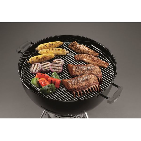 grille ronde gourmet pour barbecue weber 57 un accessoire. Black Bedroom Furniture Sets. Home Design Ideas