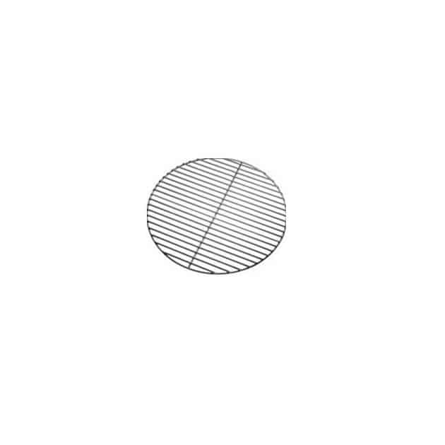 Grille ronde cuisson barbecue NATURE 1000