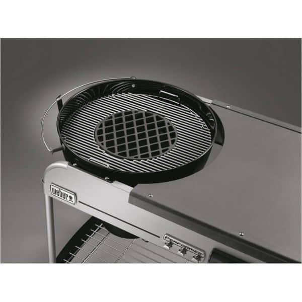 grille de saisie fonte gourmet weber un accessoire barbecue weber. Black Bedroom Furniture Sets. Home Design Ideas