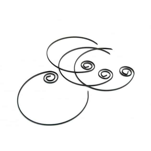 Brochettes en cercle