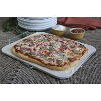 Accessoire Charcoal Companion pierre a pizza rectangulaire 38.5 x 30.8 cm