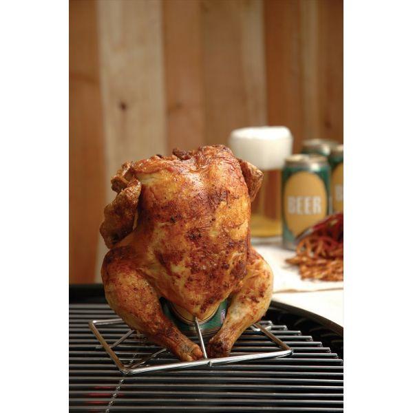 accessoire barbecue poulet canette sans support. Black Bedroom Furniture Sets. Home Design Ideas