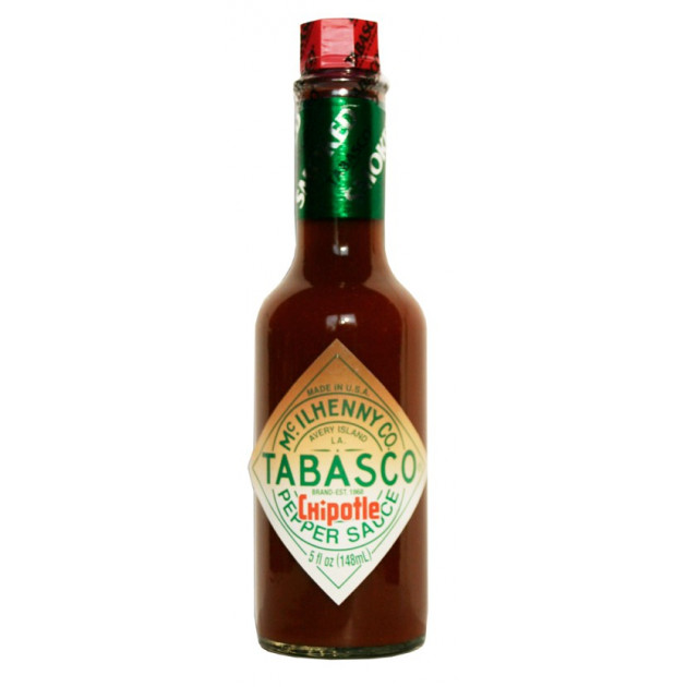 Sauce piquante Tabasco chipotle