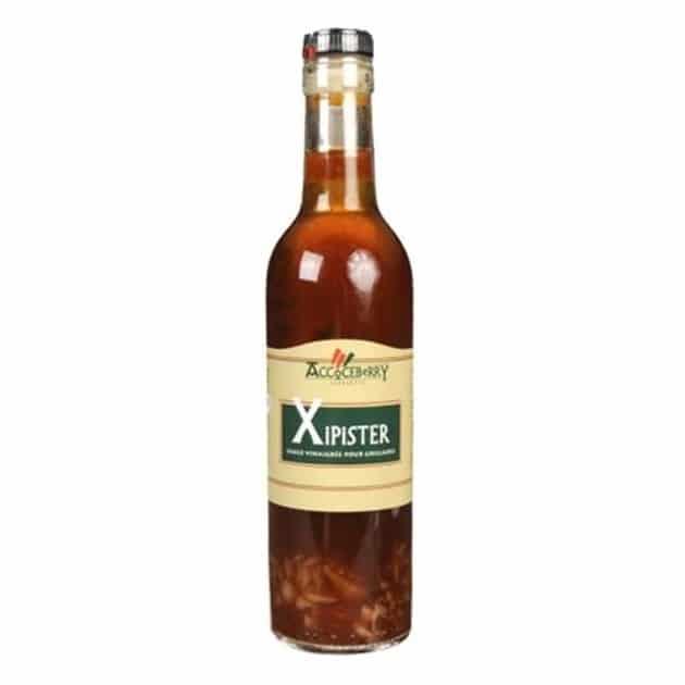 Sauce vinaigrée pour grillades Xipister 375CL