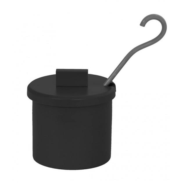 Boutefeu Le Marquier noir