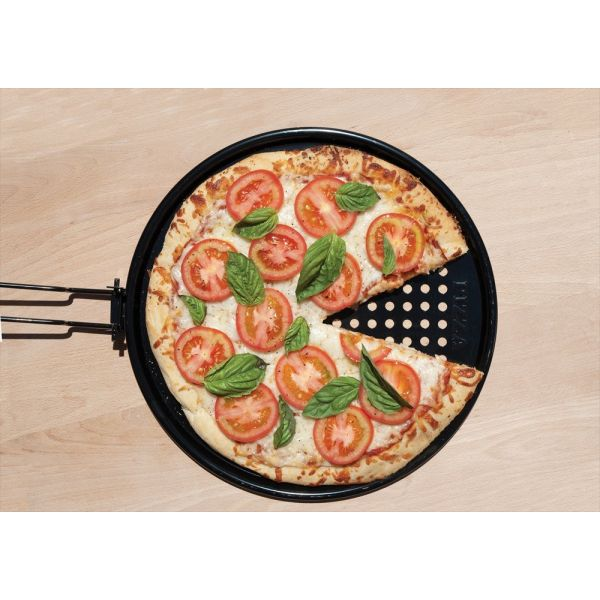 plaque a pizza diametre 32 5 cm. Black Bedroom Furniture Sets. Home Design Ideas