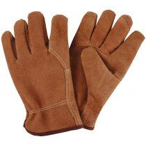 Accessoire barbecue-cheminée Esschert gants en cuir