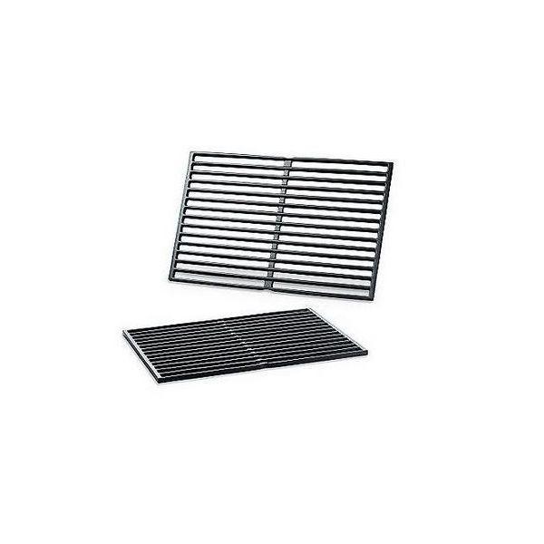 Les grilles de cuisson acier l 39 accessoire pour spirit 200 for Grille fonte pour barbecue
