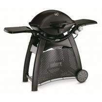 Barbecue gaz Weber Q 3200 Noir sur chariot