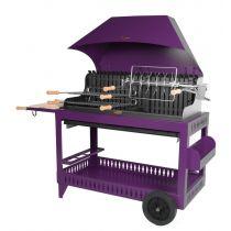 Barbecue charbon de bois Le Marquier Etchalar violine