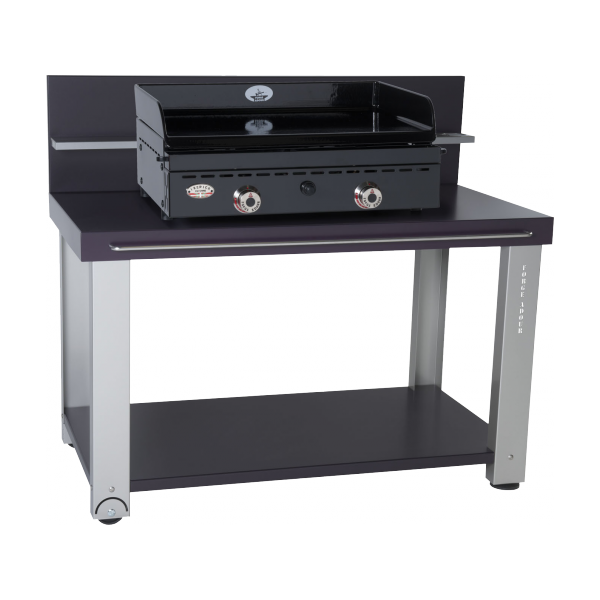 table roulante crdence forge adour plancha with petite table roulante. Black Bedroom Furniture Sets. Home Design Ideas