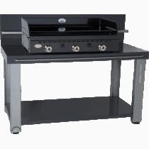 Table roulante crédence Forge Adour plancha 750