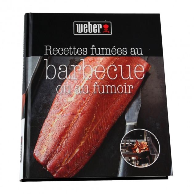 Livre Recettes fumees au barbecue ou au fumoir