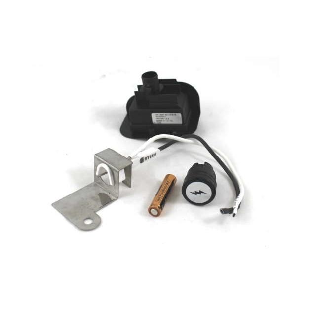 Kit piezzoélectrique et électrode Weber Q320 / 3200