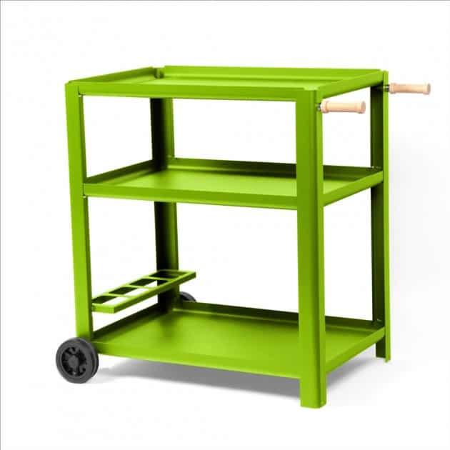 le mod le grande begonia couleur vert granny une desserte. Black Bedroom Furniture Sets. Home Design Ideas