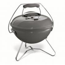 Barbecue charbon de bois Smokey Joe Premium gris 37 cm