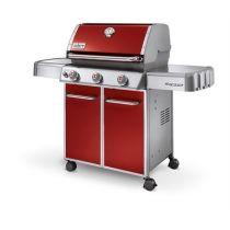 Barbecue gaz Weber Genesis E-310 rouge