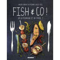 Livre Fish & Co a la plancha et au four