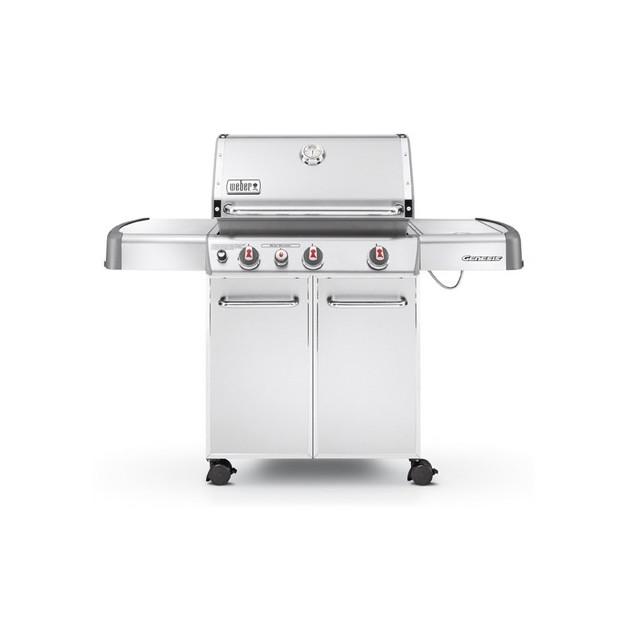 Barbecue gaz Weber Genesis GBS inox S-330