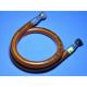 Flexible 1m50 - Garantie à vie - Butane/Propane