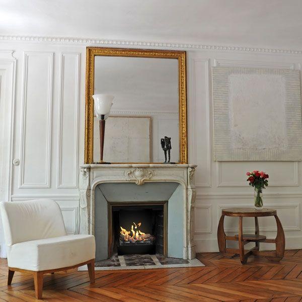 foyer ethanol ignisial baron. Black Bedroom Furniture Sets. Home Design Ideas