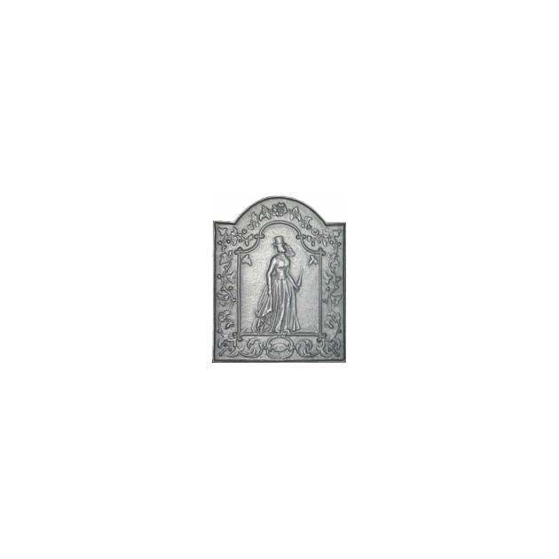 Plaque fonte Romantique 40 x 50 cm