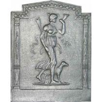 Plaque fonte Diane PM 45 x 57 cm