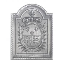 Plaque fonte Navarre 47 x 61 cm
