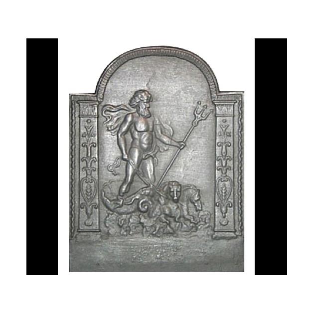 Plaque fonte Neptune 2, 51 x 66 cm