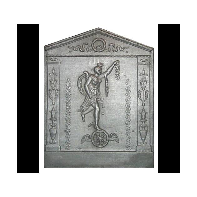 Plaque fonte L'abondance 58 x 74 cm