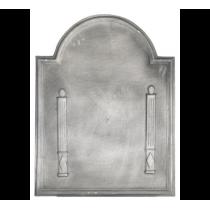 Plaque fonte Les colonnettes 60 x 78 cm