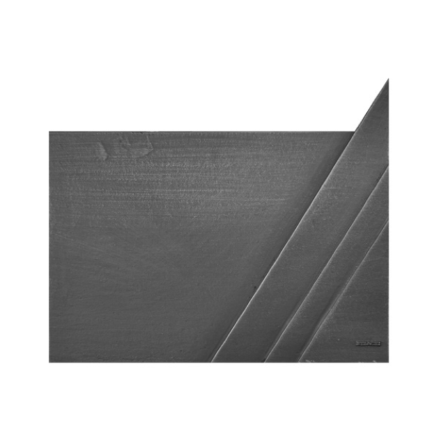 Plaque en fonte Iceberg 60 x 50 cm