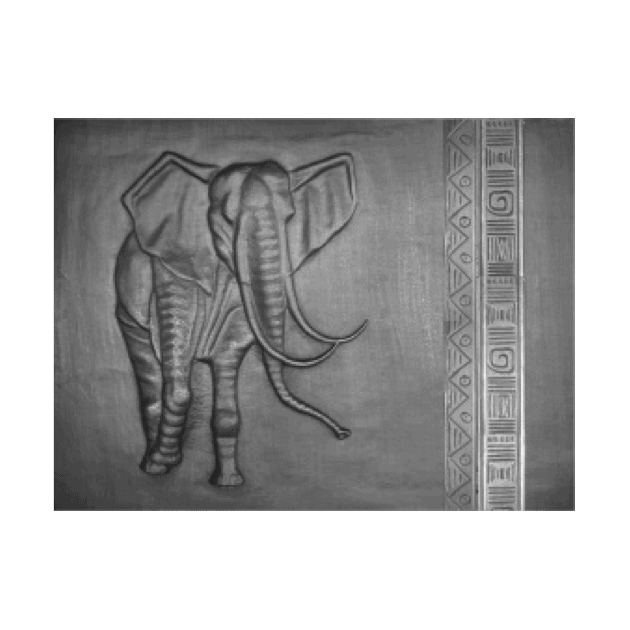 Plaque fonte Hati 100 x 75 cm